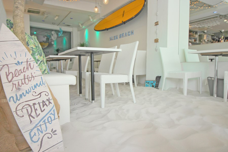 砂浜カフェ&バー アリービーチ 渋谷店