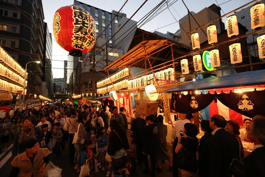 日本橋恵比寿講べったら市