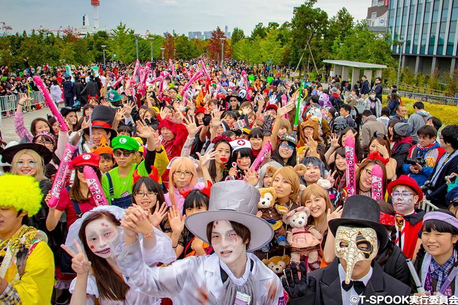 めざましテレビ presents T-SPOOK ~TOKYO HALLOWEEN PARTY~