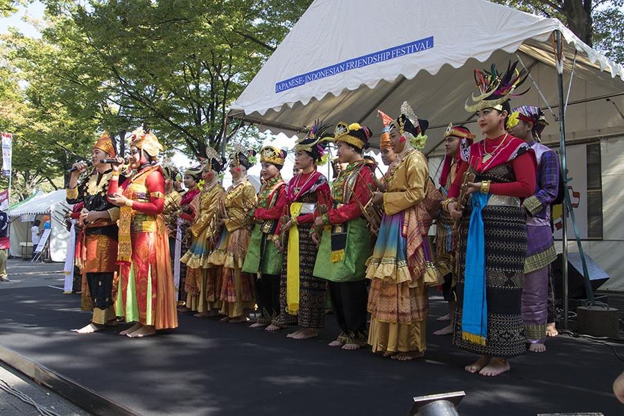 日本インドネシア市民友好フェスティバル2017 in YOYOGI