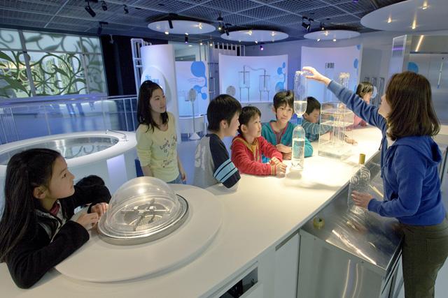 東京都水の科学館アクア・ラボラトリー