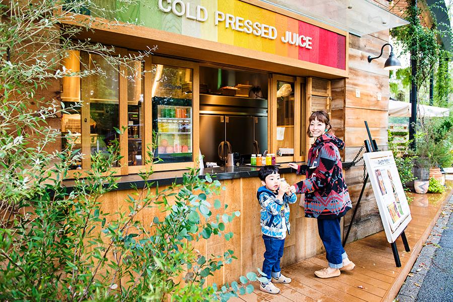 Mr.FARMER駒沢オリンピック公園店 カウンター