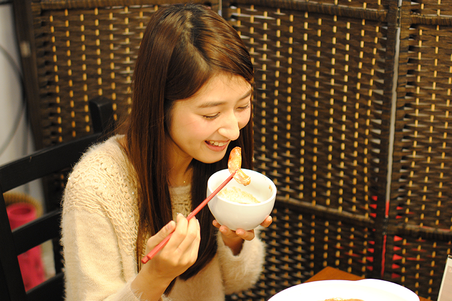 BWCAFE 高カカオ美肌フルーツ鍋~デミグラスープ仕立て~
