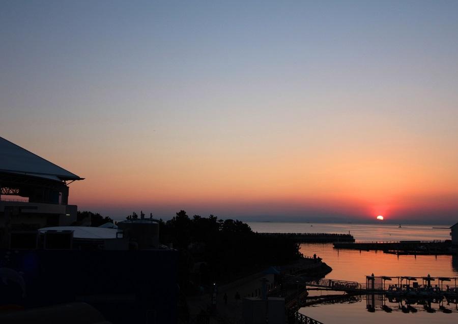 八景島シーパラダイスカウントダウンイベント