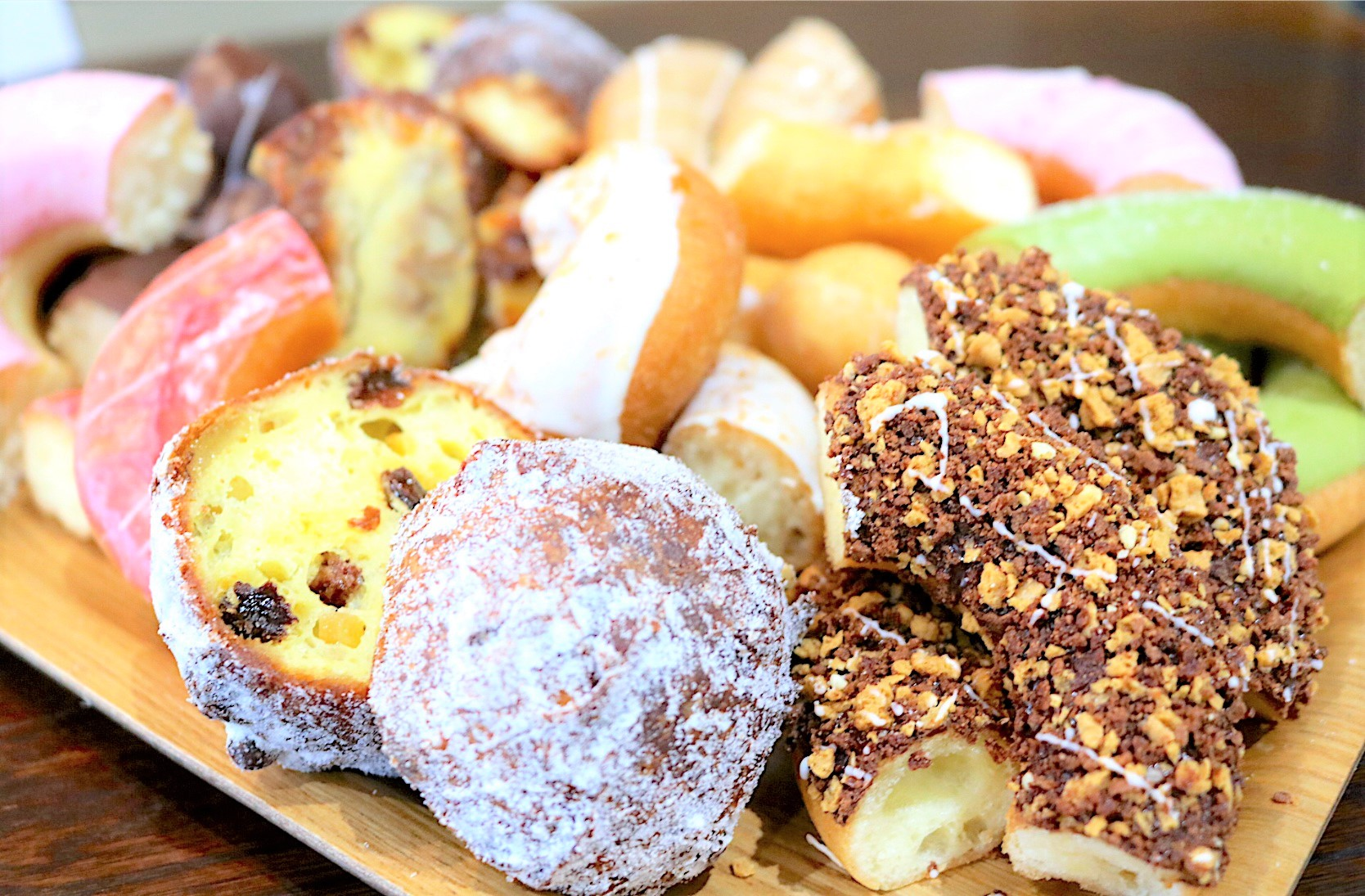JACK IN THE DONUTS ドーナツ