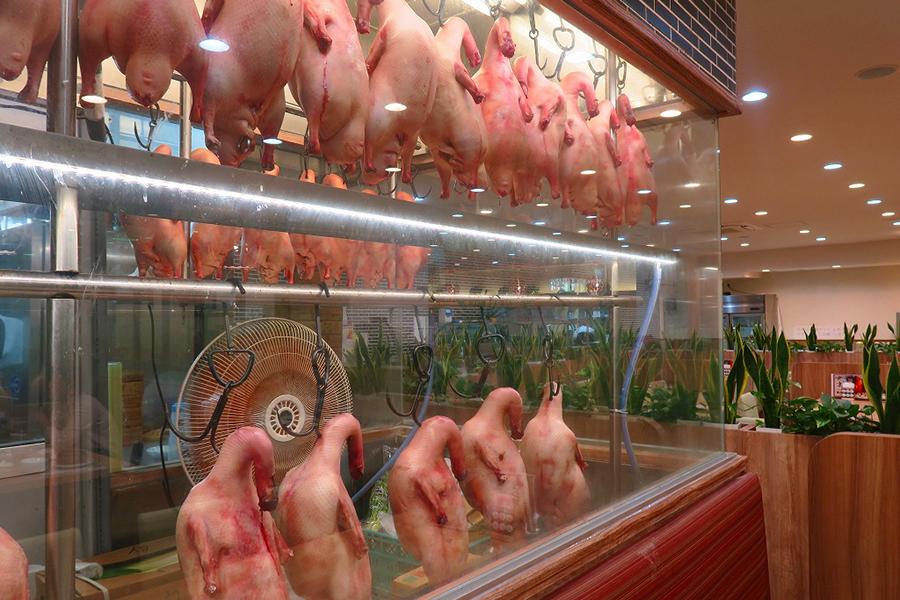 北京烤鴨店 北京ダック