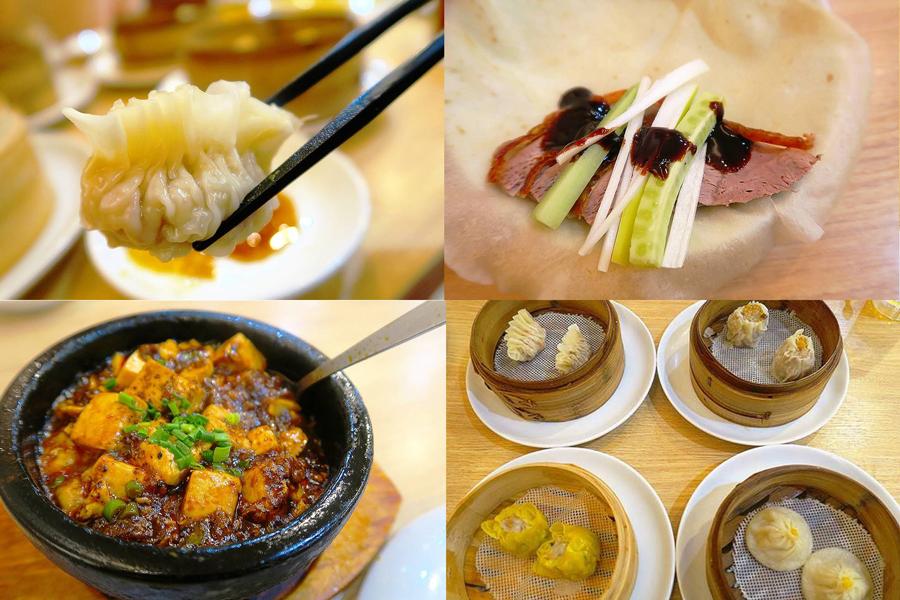 北京烤鴨店 料理一覧