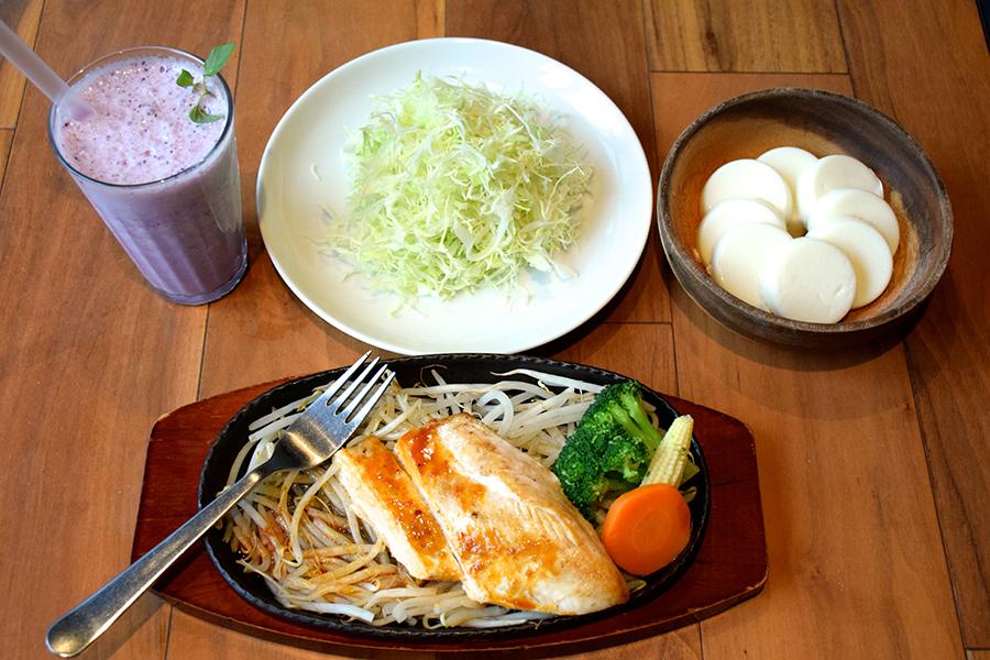 筋肉食堂 ダイエットディナー