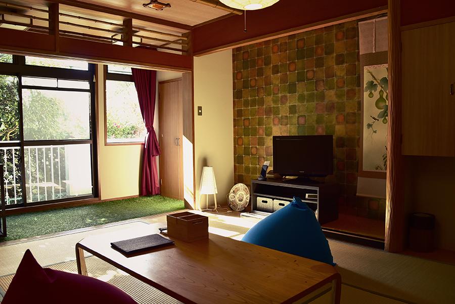 Gensen Cafe 客室