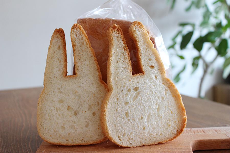 ベーカリー兎座LEPUS ウサギ食パン