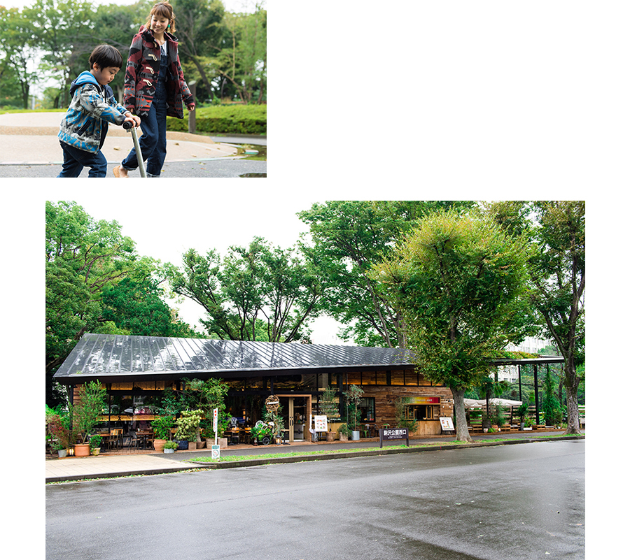Mr.FARMER駒沢オリンピック公園店