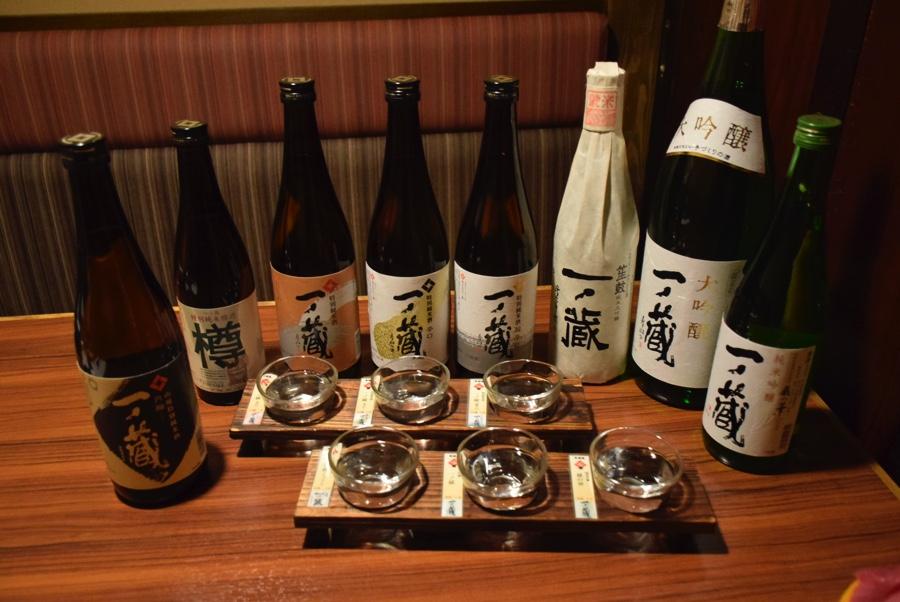毎日解体 まぐろ商店日本酒