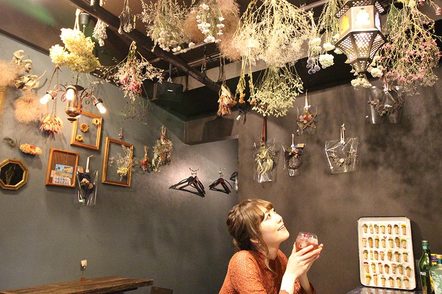HANABAR(ハナバー) 店内