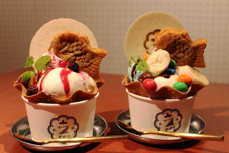 サナギ 新宿 豆乳プリンア・ラ・モード