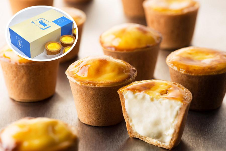 フロマージュ・テラ とろとろ焼きカップチーズ