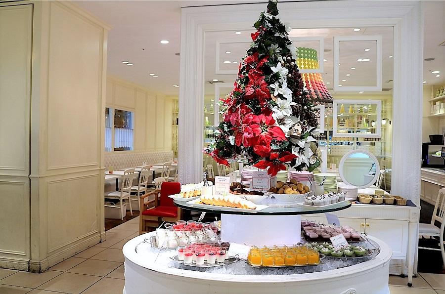 Salon de Sweets 店内