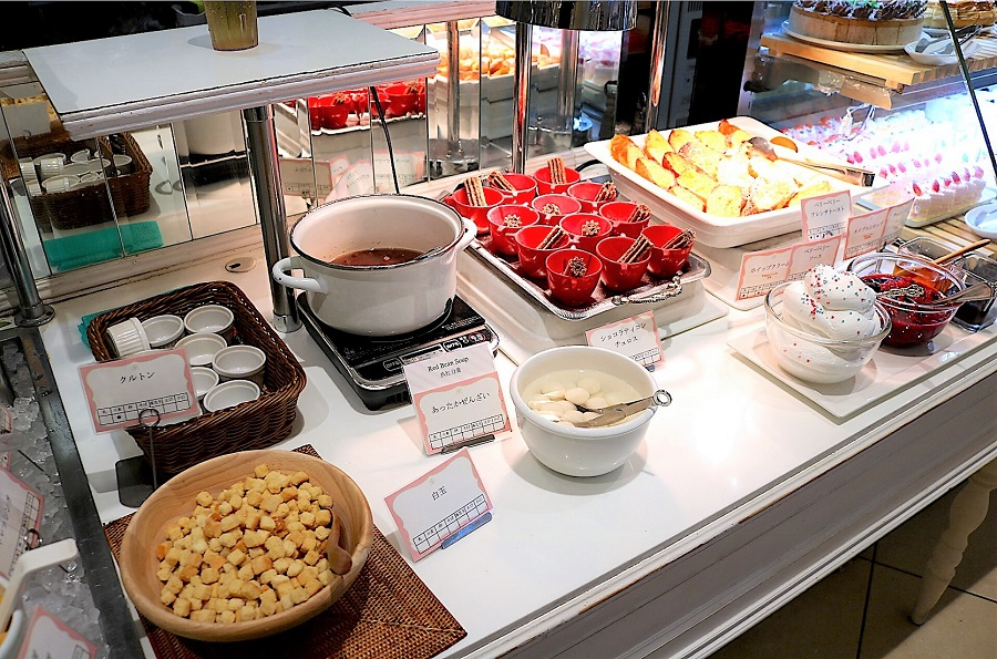 Salon de Sweets スイーツ