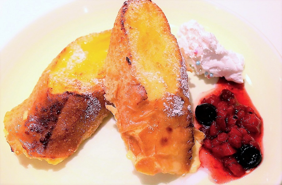 Salon de Sweets フレンチトースト