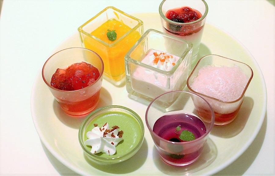 Salon de Sweets ゼリー