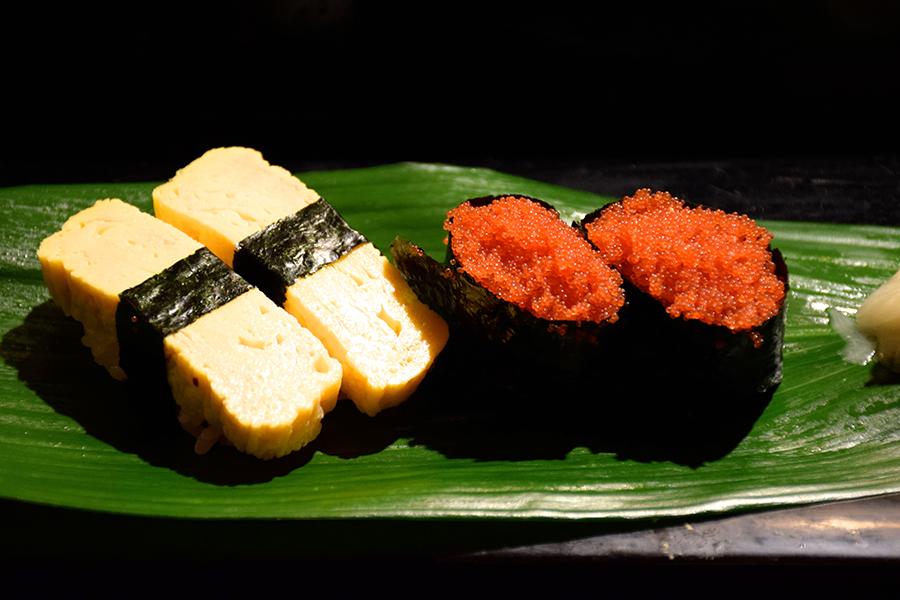 寿し割烹 はく田寿司二種