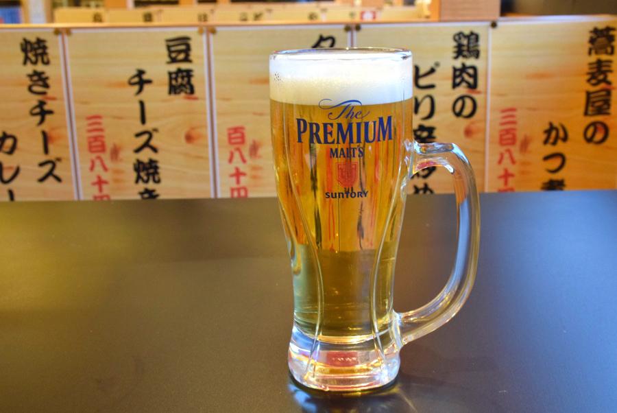 川崎酒場 生ビール280円