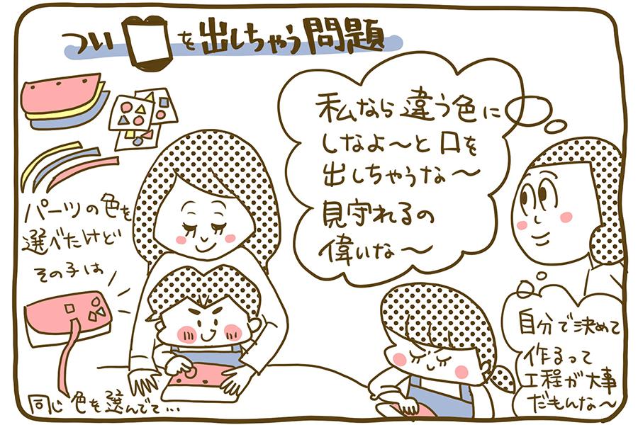土屋鞄製作所童具店・中目黒イラスト3