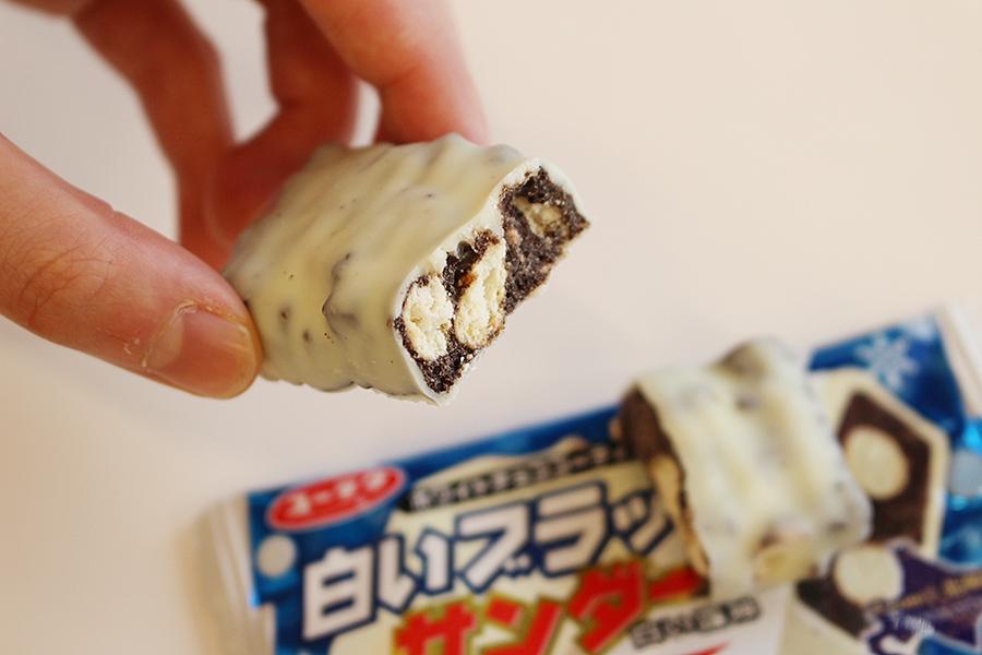 YURAKU CHOCOLATE SHOP 白いブラックサンダー
