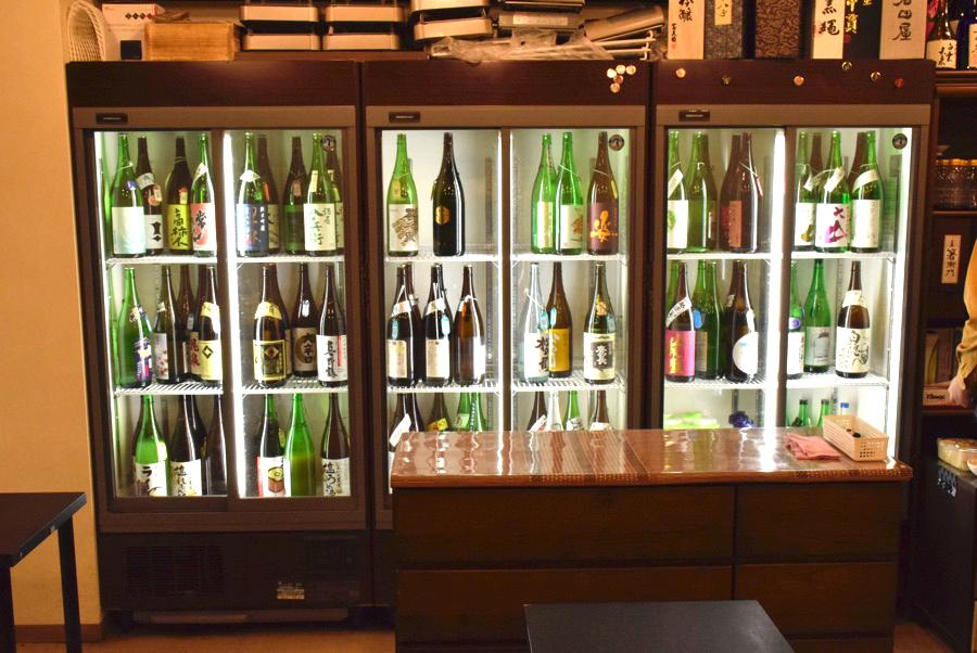 リトルサケスクエア 日本酒冷蔵庫