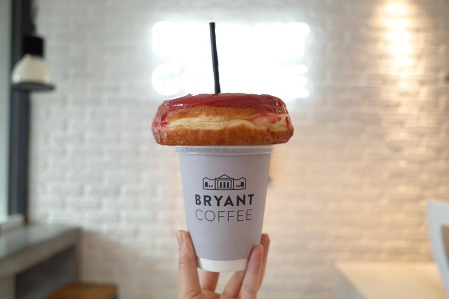 BRYANT COFFEドーナツ