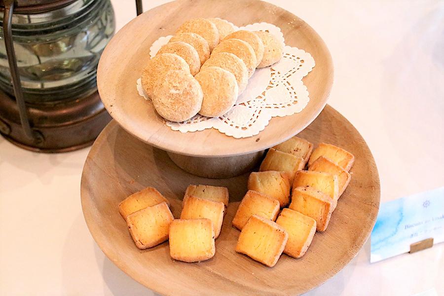 アマンダンセイル きなこクッキー