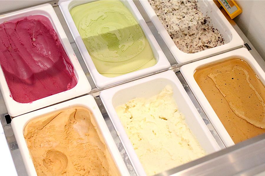 アマンダンセイル アイスクリーム