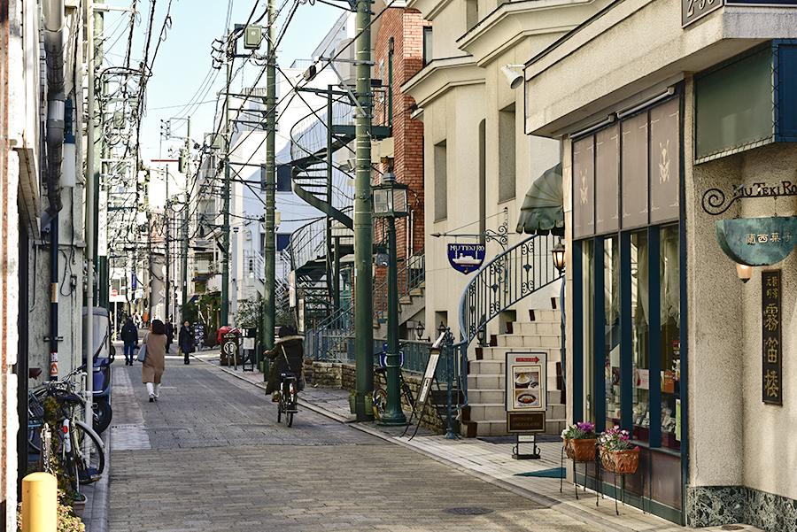 横浜 元町 カフェ