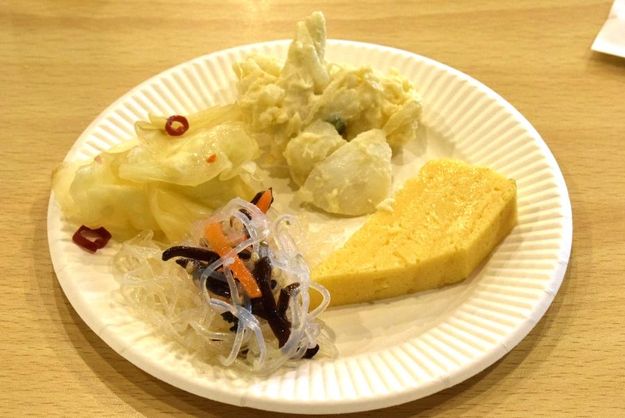 リトルサケスクエア お惣菜