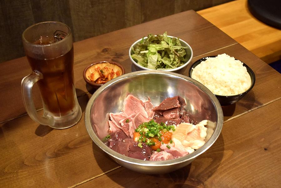 肉ホルモンBEBU屋大崎店