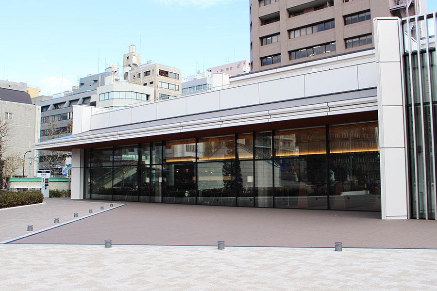 築地本願寺 インフォメーションセンター