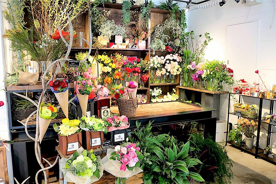 essence cafe 花屋