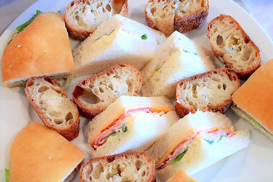 エスプリ・ド・ビゴ サンドイッチ