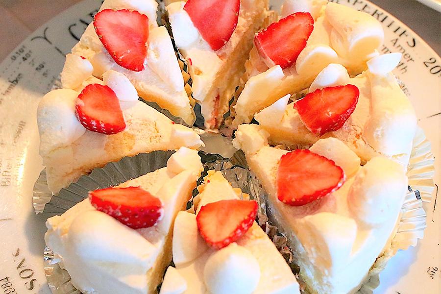 エスプリ・ド・ビゴ ショートケーキ