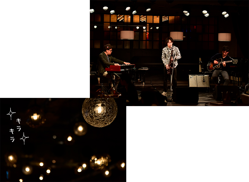 eplus LIVING ROOM CAFE&DINING_ライブ