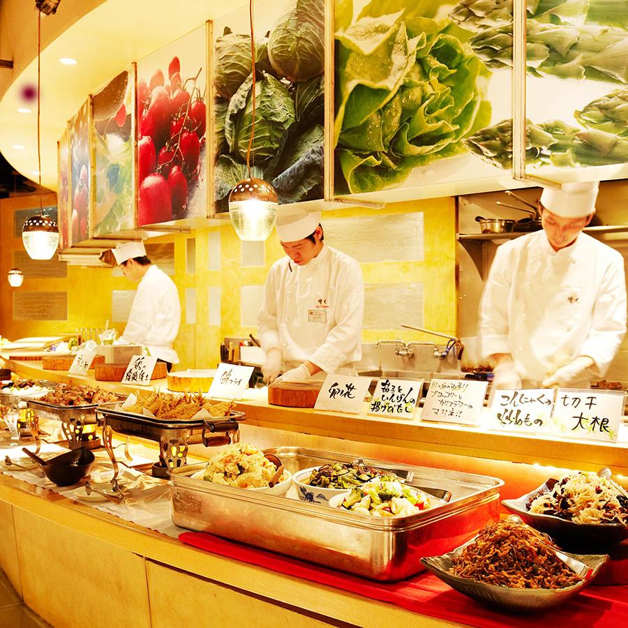 膳丸新宿店 オープンキッチン