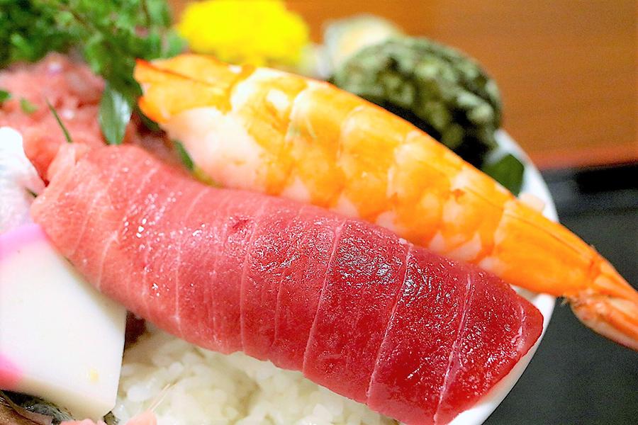 割烹さいとう海鮮丼握り