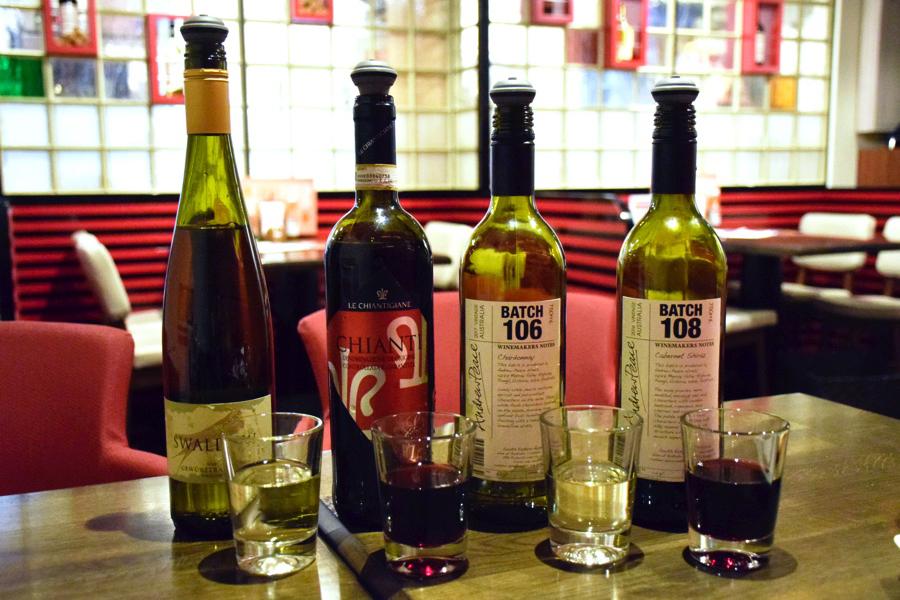 ポポラマーマ御徒町店 ワイン