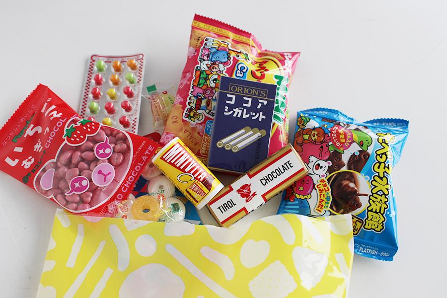 Yesterday's tomorrow オリジナルお菓子パック