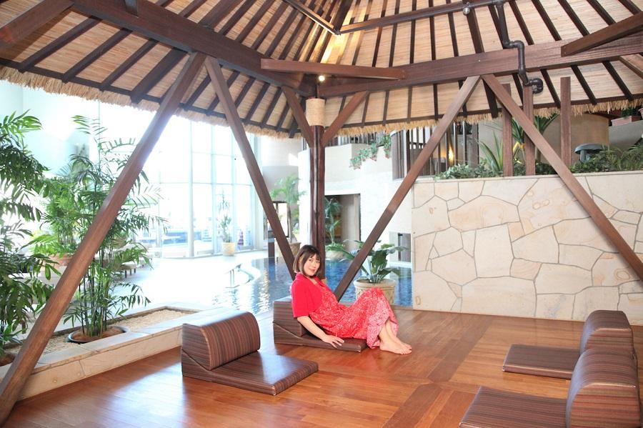 東京ドーム天然温泉 スパ ラクーアヒーリングバーデ