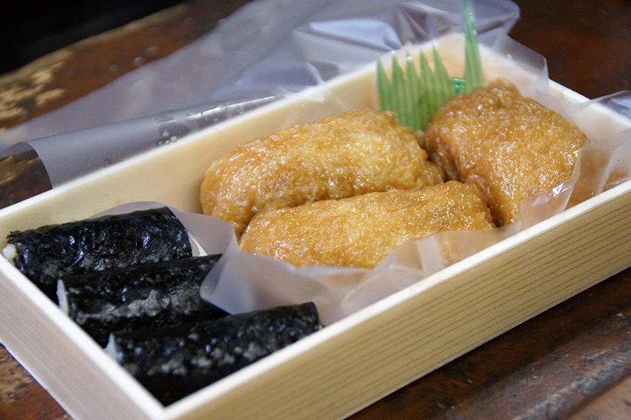 志乃多寿司 おいなりさん
