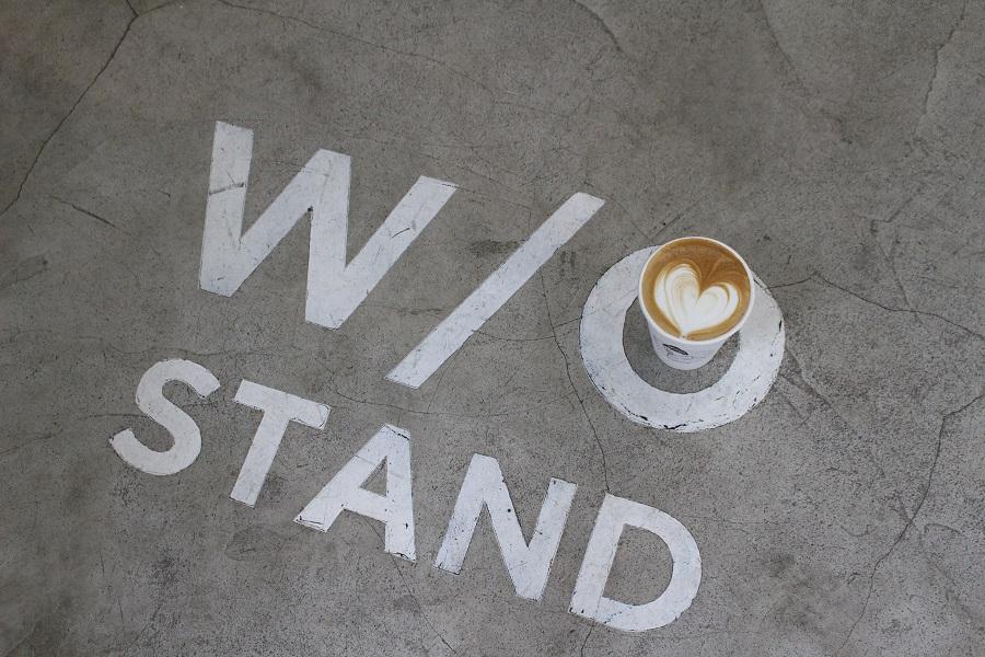 W/O stand shimokitaインスタ