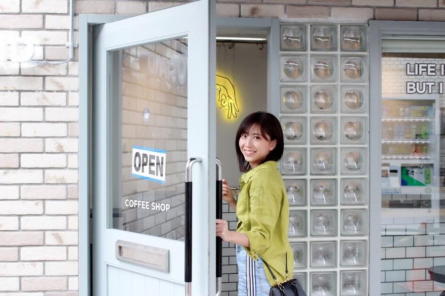 W/O stand shimokita店内