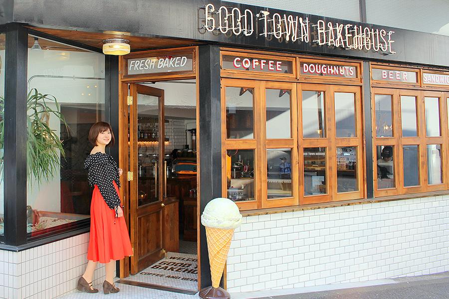 GOOD TOWN BAKEHOUSE 外観