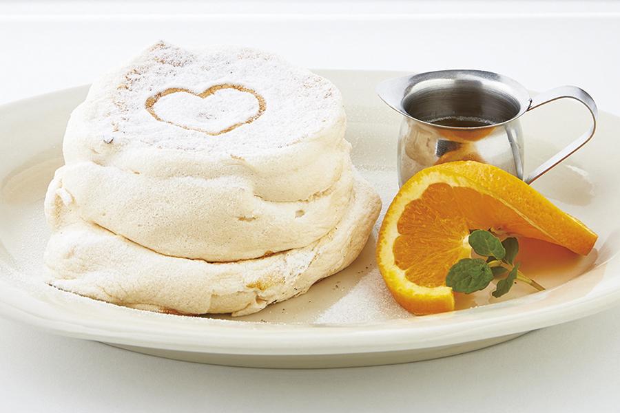アースカフェ プレーンパンケーキ