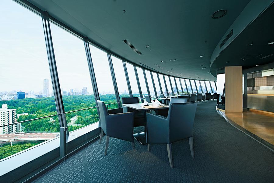 ホテルニューオータニ VIEW & DINING THE Sky